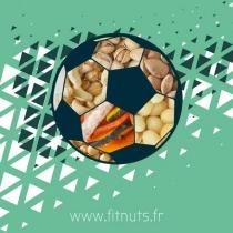 ⚽️ C'est aujourd'hui le coup d'envoi de l'UEFA EURO 2020 ⚽️  Pour vibrer aux rythmes des buts 🥅 FitNuts est là avec ses produits d'Apéro Healthy !   Découvrez vite notre gamme Apéro Foot sur fitnuts.fr 😋  #healthy #apero #foot #fitnuts #football #fruitssecs #france #nuts #soccer #bio #sport #fruitssecsbio #allezlesbleus #fit #equipedefrance #match #bleublancrouge  #uefachampionsleague #2021